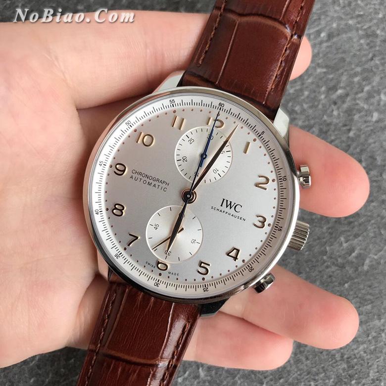 ZF厂万国白面透底新葡计复刻手表