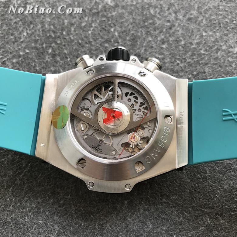 TA厂宇舶大爆炸系列411.WX.1179.LR.0919彩钻款复刻手表