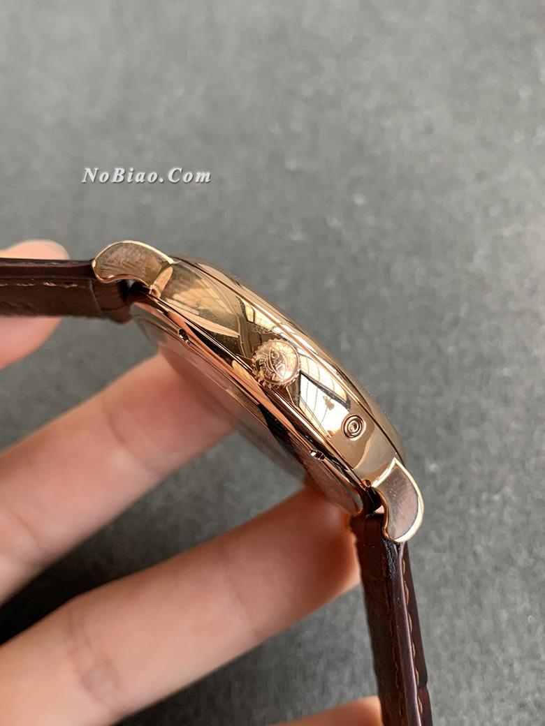 MKS厂万国柏涛菲诺系列金壳月相复刻手表