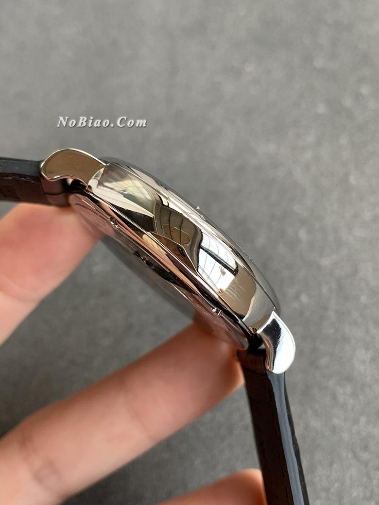 MKS厂万国柏涛菲诺系列IW459401白面月相复刻手表