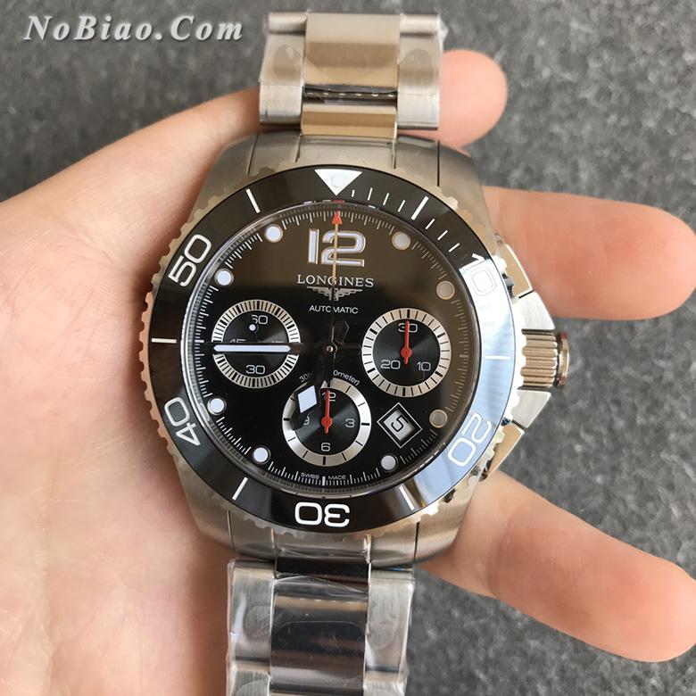 8F厂浪琴康卡斯计时系列L3.783.4.56.6复刻手表