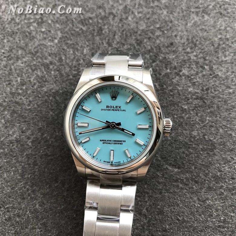 EW厂劳力士蚝式恒动系列m277200-0007女款复刻手表
