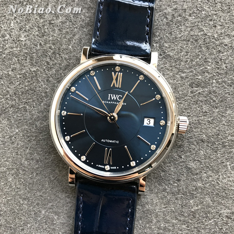 V7厂万国柏涛菲诺女款复刻手表(二)
