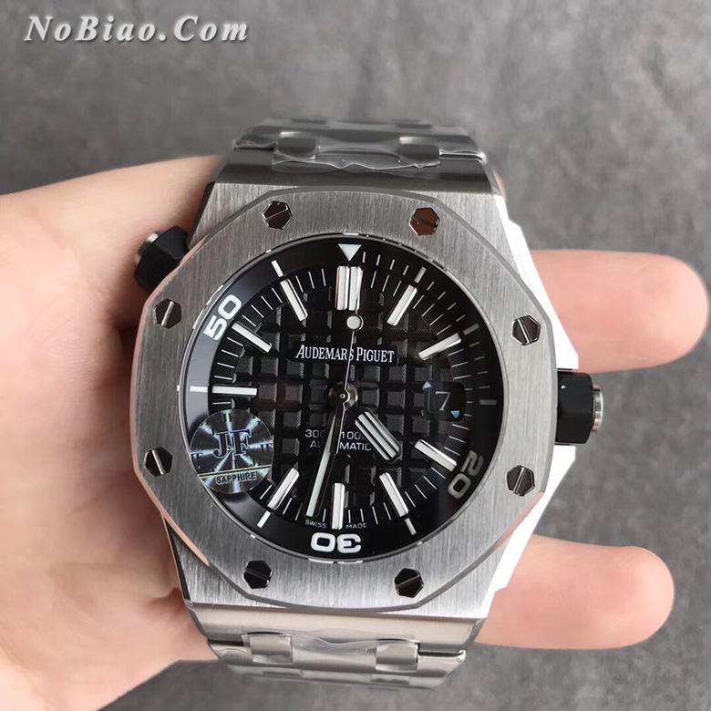 JF厂爱彼皇家橡树离岸型最经典款15703复刻手表