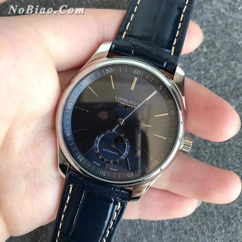GS厂浪琴名匠系列L2.909.4.92.0月相复刻手表