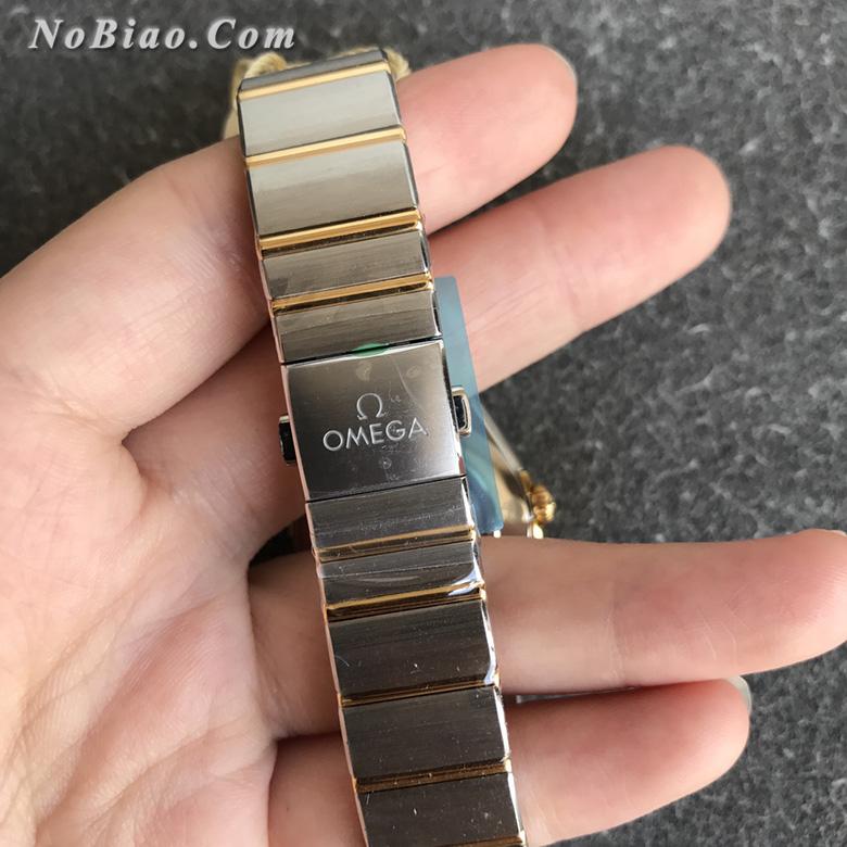 3S厂欧米茄星座系列28毫米131.20.28.60.58.001女士石英复刻手表