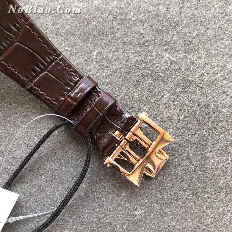 8F厂江诗丹顿纵横四海47040/000R-9666黑面玫金款一比一复刻手表(五)