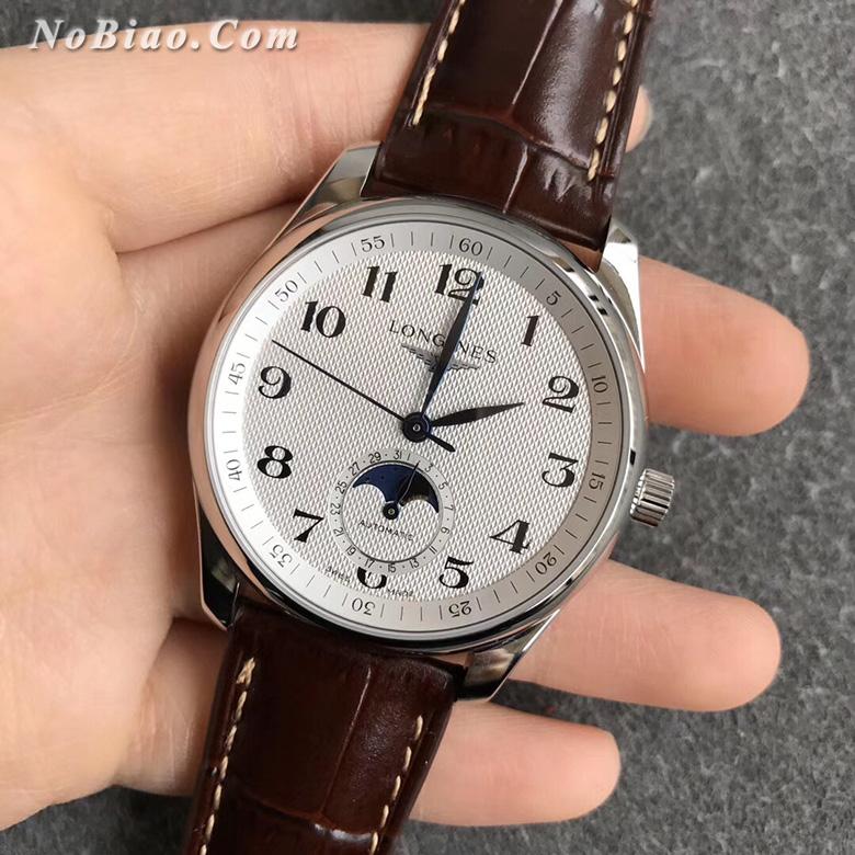 GS厂浪琴名匠系列L2.919.4.78.3月相复刻手表