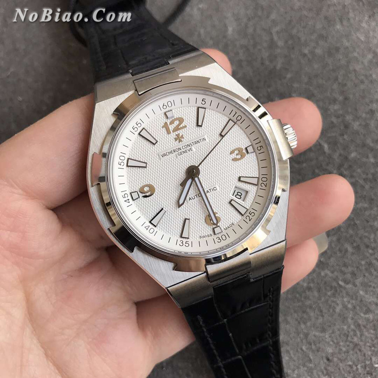 8F厂江诗丹顿纵横四海白面皮带款一比一复刻手表(二)