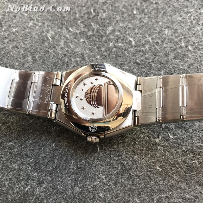 3S厂欧米茄星座系列28毫米女士石英复刻手表