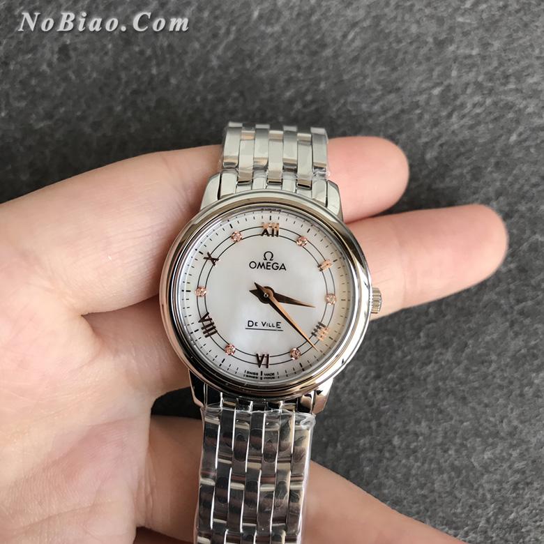 ZF厂欧米茄碟飞系列424.10.27.60.55.001女士石英复刻手表