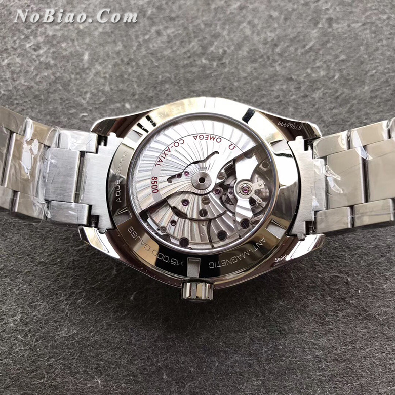 VS厂欧米茄海马150米里约奥运会纪念款黑面复刻手表