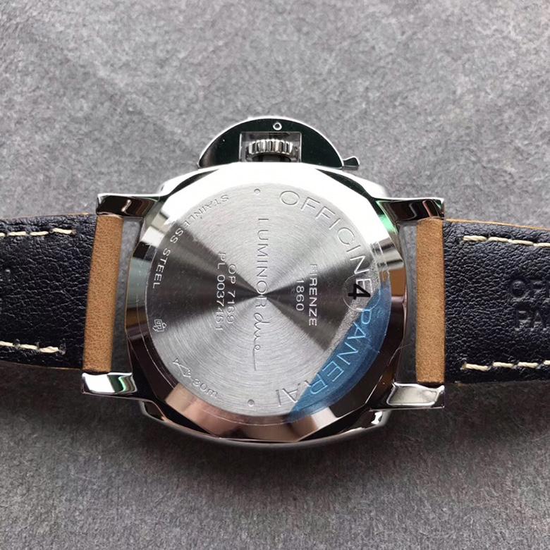 VS厂沛纳海PAM904钛灰面复刻手表