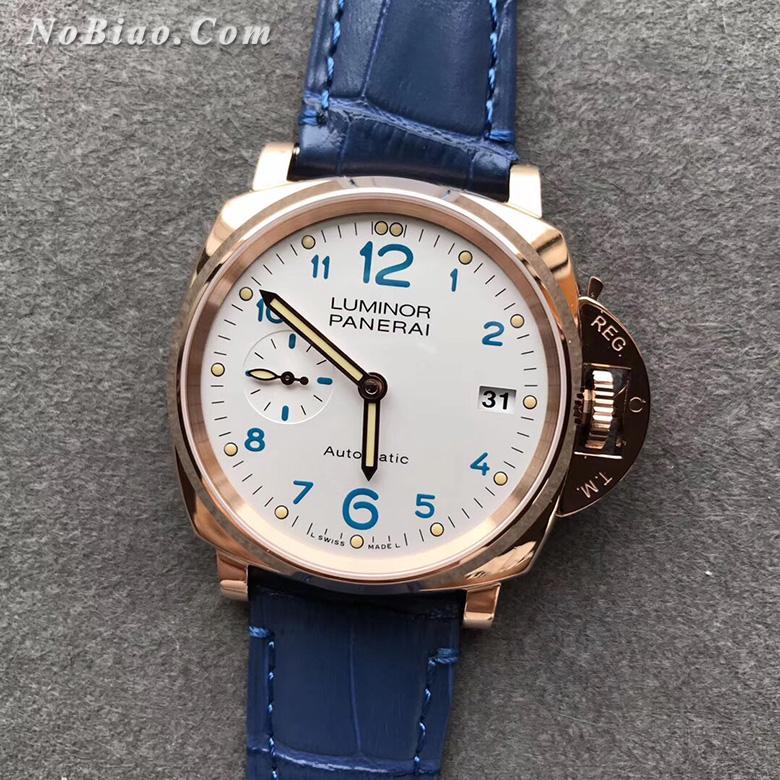 VS厂沛纳海PAM756限量款复刻手表 最小直径沛纳海