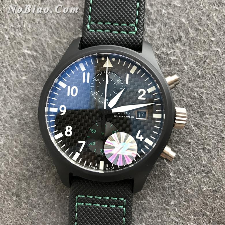 YL厂万国飞行员计时系列陶瓷壳美国海军空战队特别款复刻手表