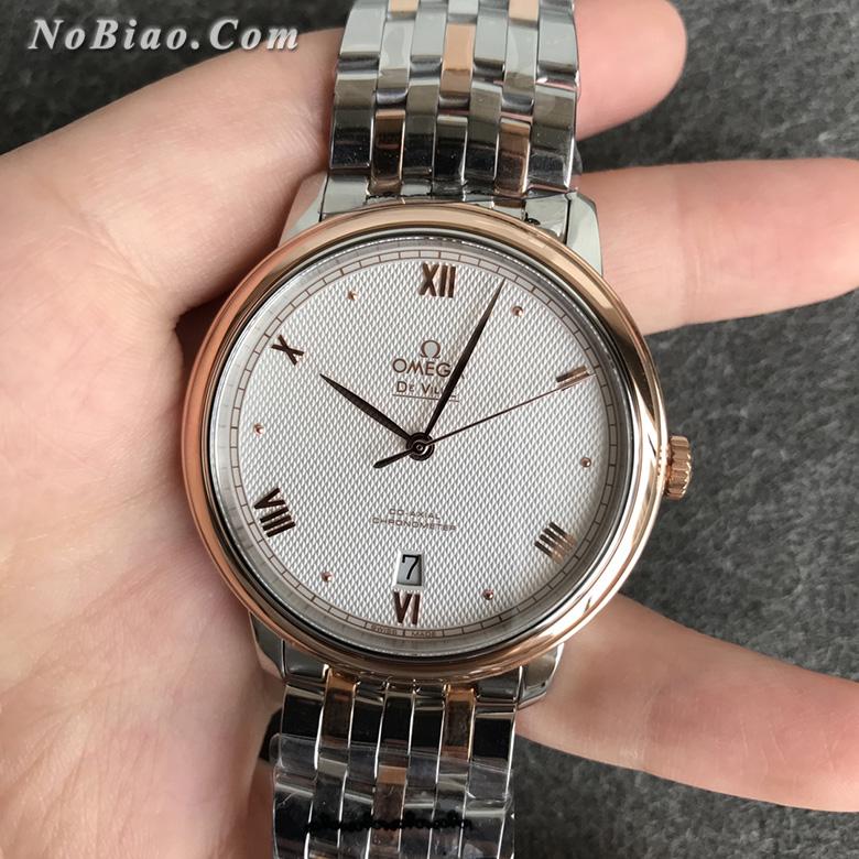 TW厂欧米茄碟飞系列39.5毫米424.20.40.20.02.004复刻手表