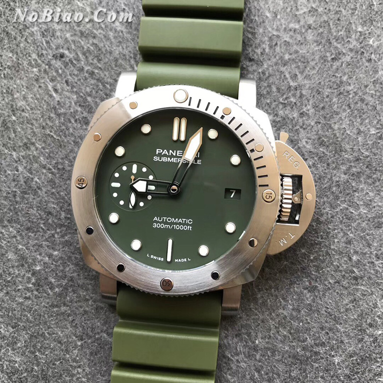 VS厂沛纳海潜行系列PAM01055限量款复刻手表