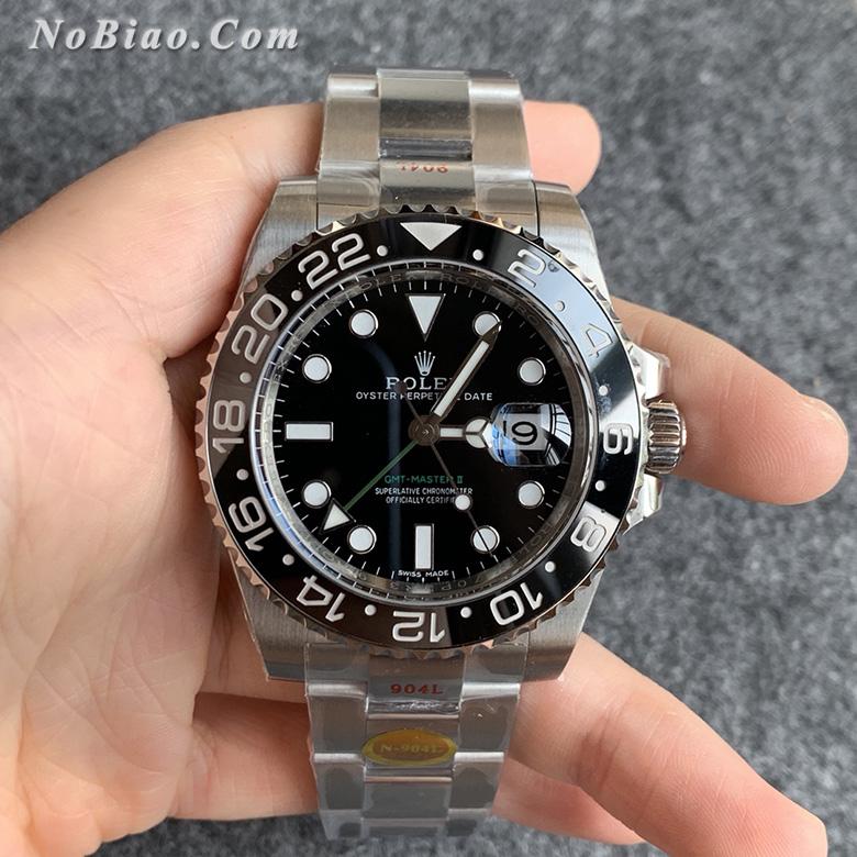 你对劳力士的新空中霸王这款高颜值手表怎么看?
