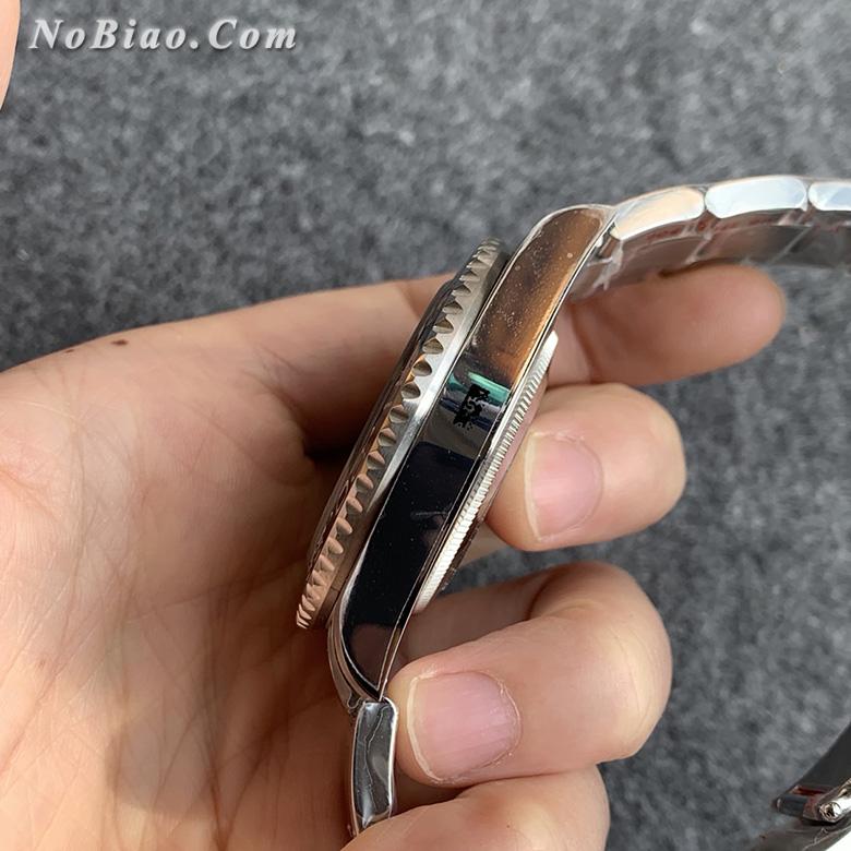 N厂V11版劳力士GMT格林尼治型116710LN-78200绿针复刻手表