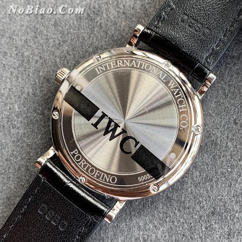 FK厂万国柏涛菲诺系列白面金丁瑞士eta2892机芯版复刻手表