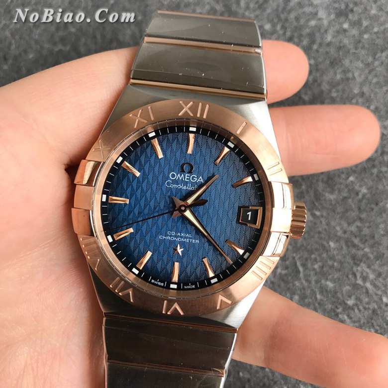 为何说欧米茄的星座手表最具辨识度?