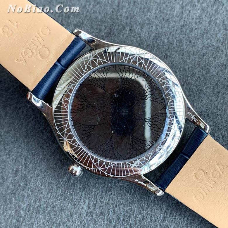 GP厂欧米茄碟飞名典系列428.18.39.60.04.001女款石英复刻手表
