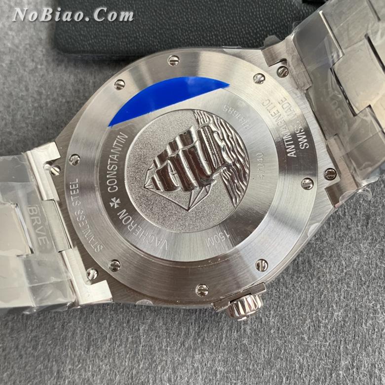 MKS厂江诗丹顿第二代纵横四海系列47040/B01A-9094黑面钢带复刻手表