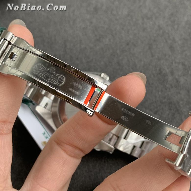 VS厂劳力士日志型蓝面41毫米复刻手表