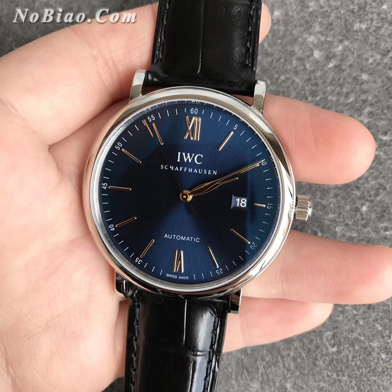 万国手表当中的哪一个系列是比较好的?