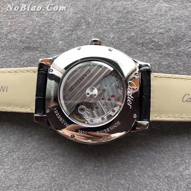 GS厂卡地亚DRIVE DE CARTIER系列WSNM0015复刻手表