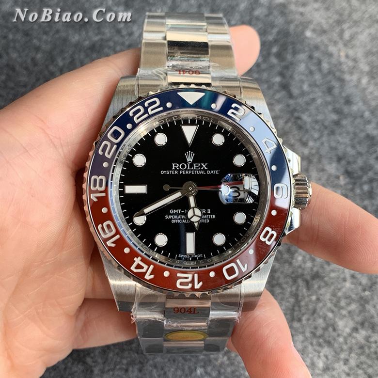 劳力士百事圈五珠链GMT手表为何会那么火?