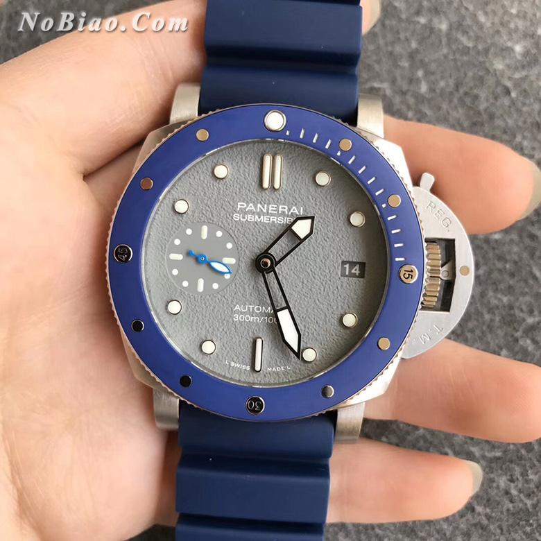 VS厂沛纳海潜行系列PAM961/PAM00961碳纤维壳一比一复刻手表