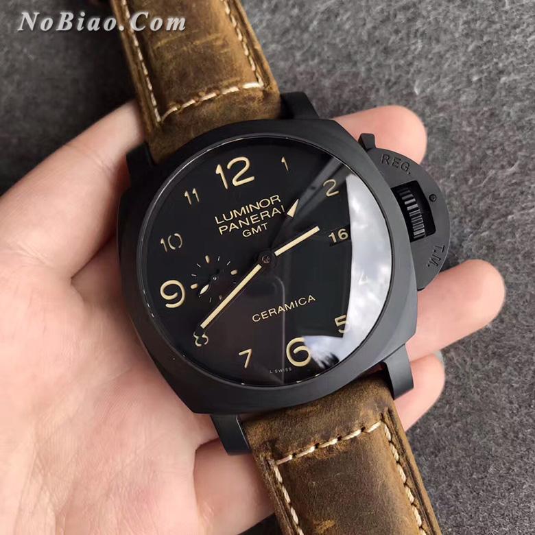 VS厂最强沛纳海PAM441陶瓷壳复刻手表
