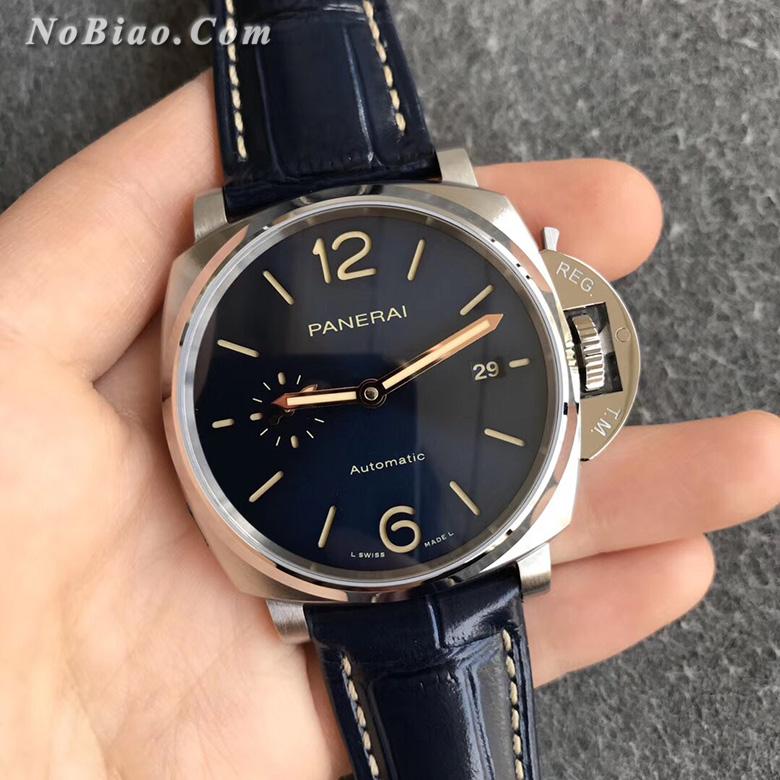 VS厂沛纳海PAM927一比一复刻手表