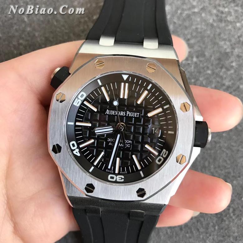 ZF厂爱彼皇家橡树离岸型15703复刻手表