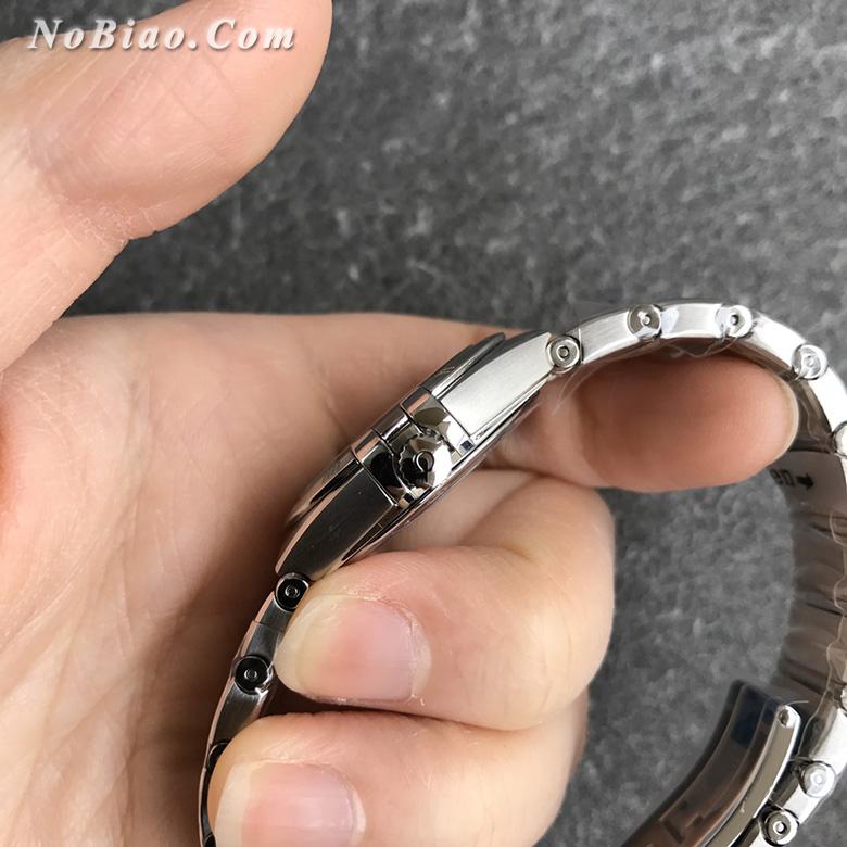 AF厂欧米茄星座28毫米女士石英复刻手表(二)