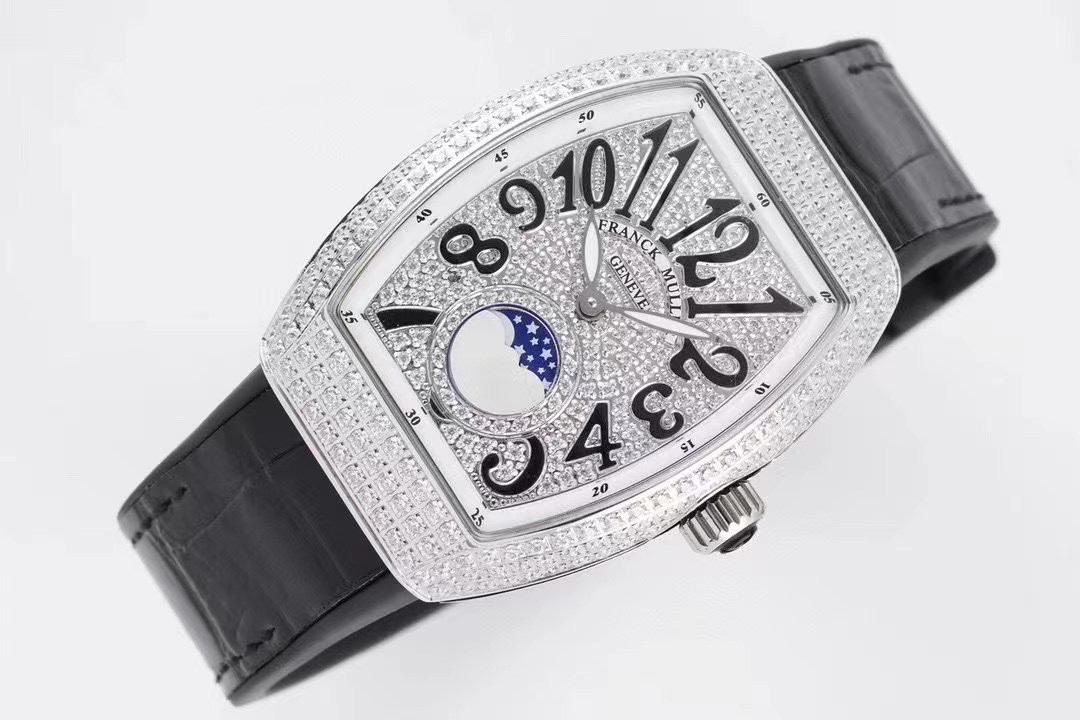 ABF厂法兰克穆勒LADIES'COLLECTION系列女装石英复刻手表