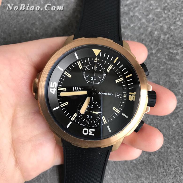 """V6厂万国海洋时计""""达尔文探险之旅""""特别版复刻手表"""
