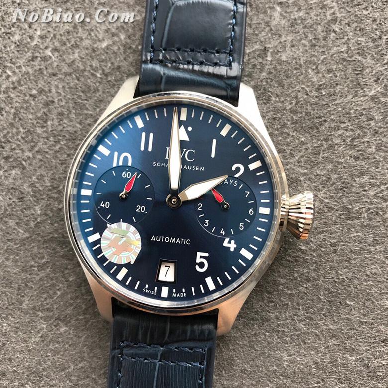 ZF厂万国大飞伦敦精品店特别版复刻手表