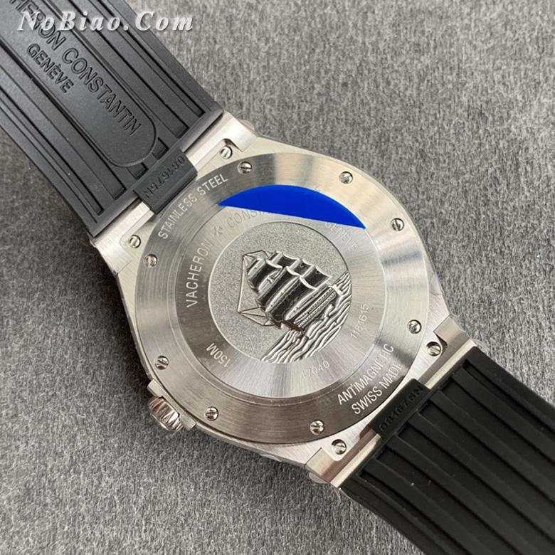 MKS厂江诗丹顿纵横四海系列47040灰面胶带复刻手表