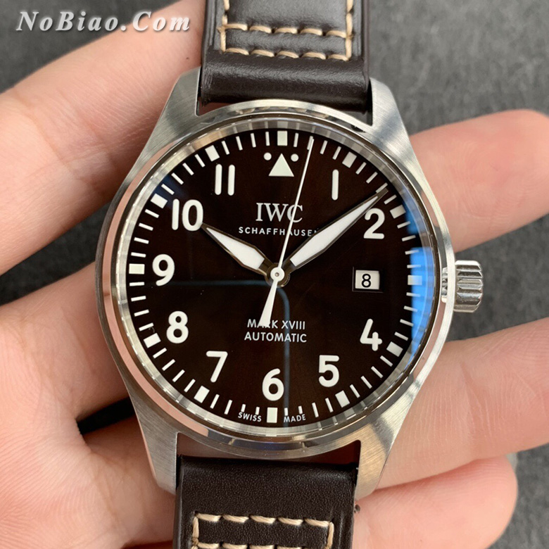 FK厂万国飞行员马克十八IW327003瑞士eta机芯版复刻手表