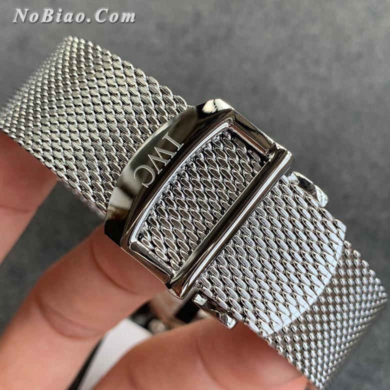 FK厂万国柏涛菲诺系列黑面钢带版复刻手表 瑞士ETA2892机芯