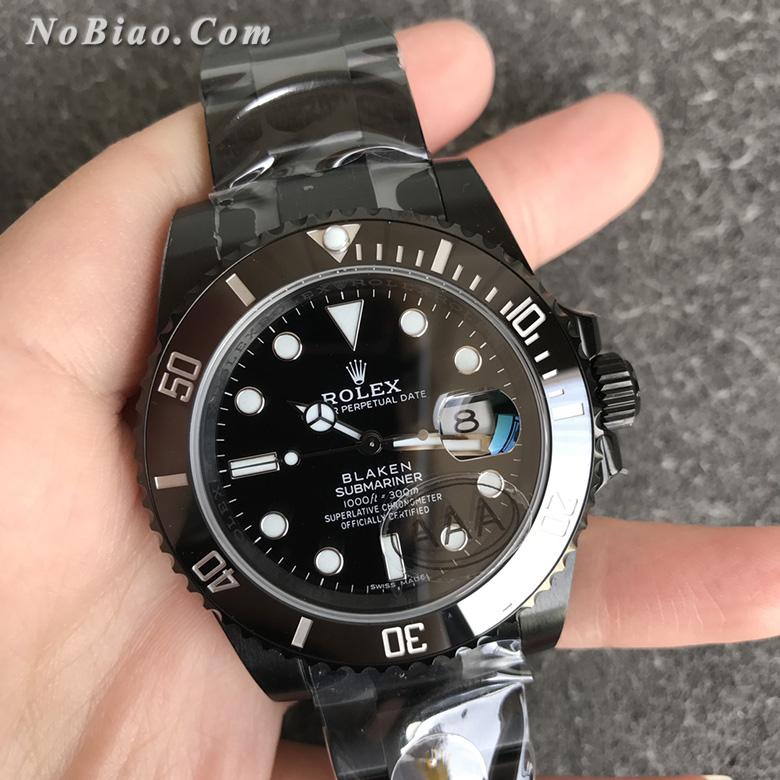 劳力士纵航者型Oysterflex表带款腕表
