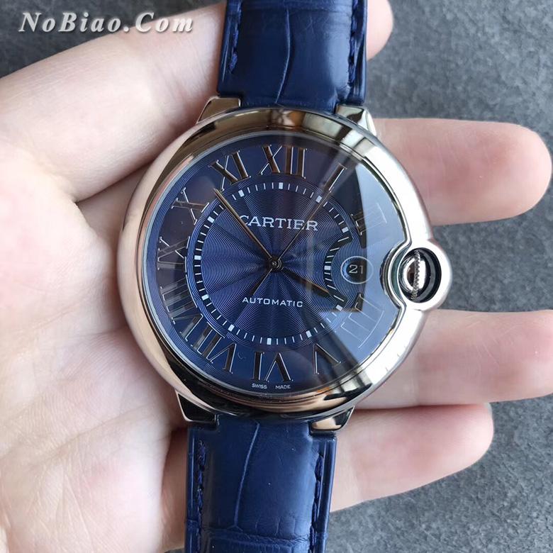 卡地亚的蓝气球复刻手表为何特别深受表迷的喜爱?