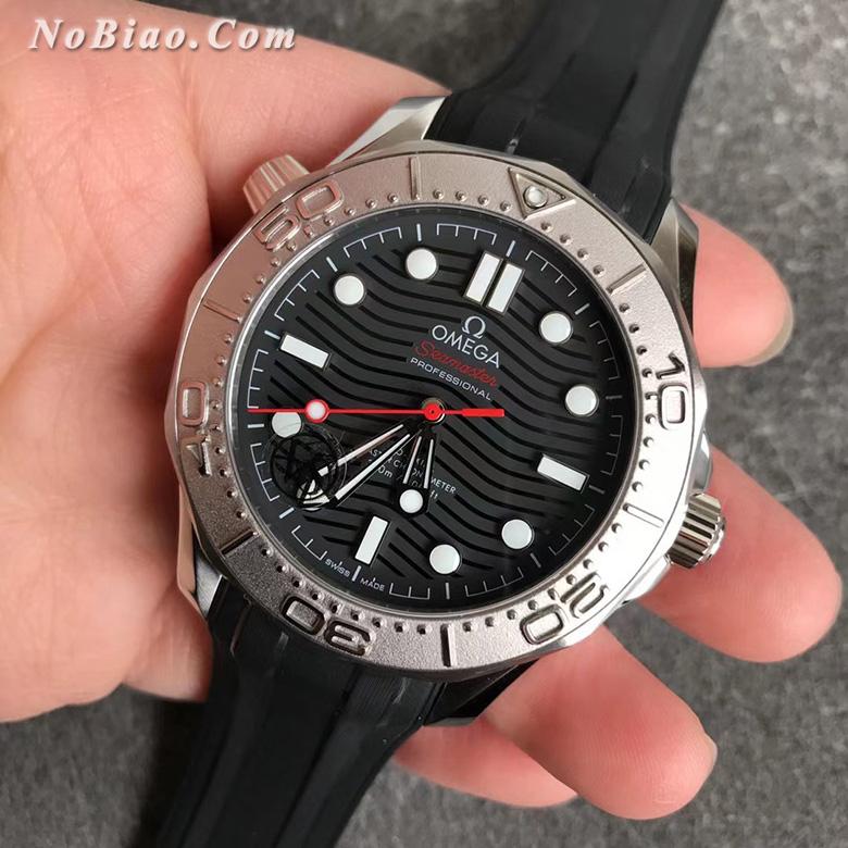 VS厂欧米茄海马300M Nekton特别版210.32.42.20.01.002复刻手表