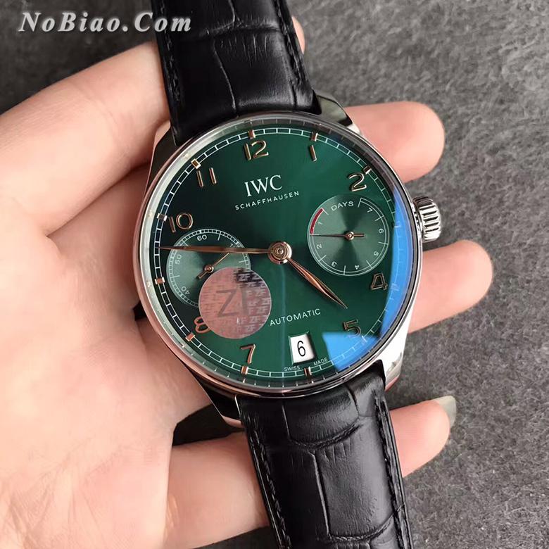 ZF厂万国葡七科威特限量款复刻手表