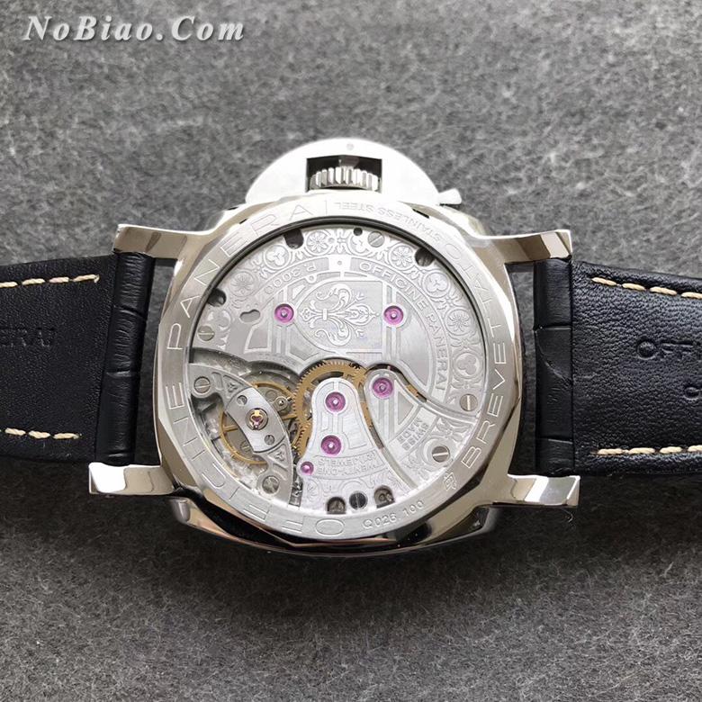 V9厂沛纳海PAM372佛罗伦萨专卖店雕花限量款复刻手表