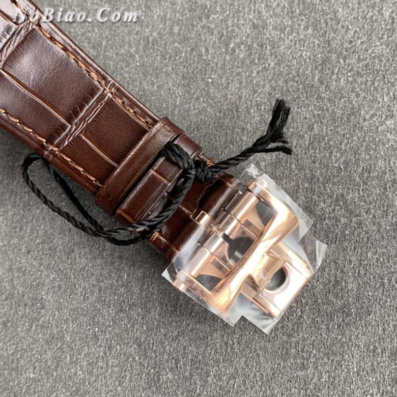 MKS厂江诗丹顿纵横四海系列47040/000R-9666灰面金壳复刻手表