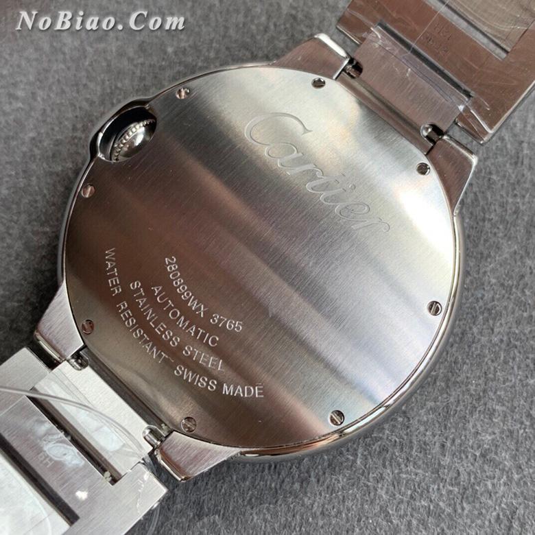 V6厂卡地亚大号蓝气球42毫米W69012Z4复刻手表