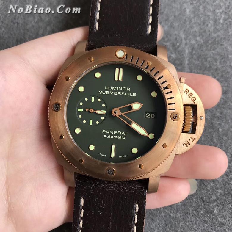 沛纳海LUMINOR 1950系列PAM317复刻手表